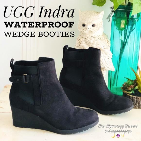 UGG Shoes   Ugg Indra Waterproof Wedge
